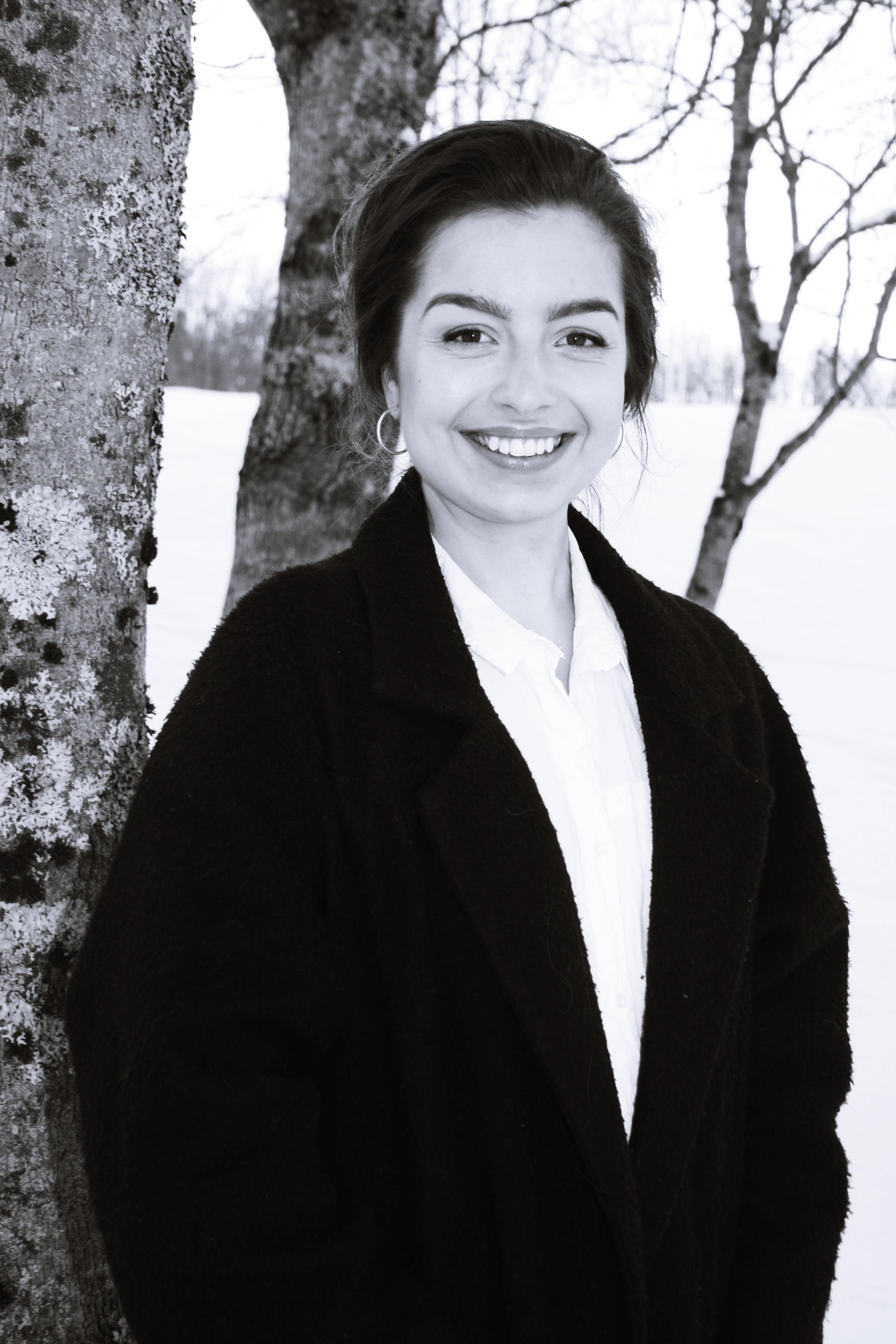Ida Ljøgodt von Hanno : FAGuka-ansvarlig