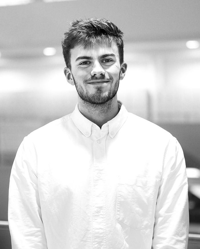 Arin Nøst : Leder Bedriftskontakt