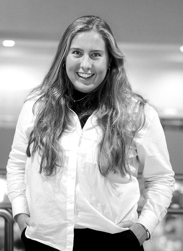 Ane Hjort-Larsen : Bedriftskontakt