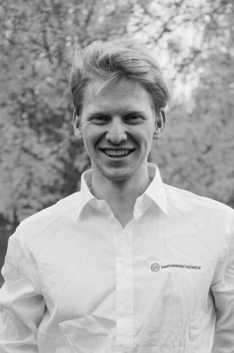 Anders Udland : Økonomiansvarlig
