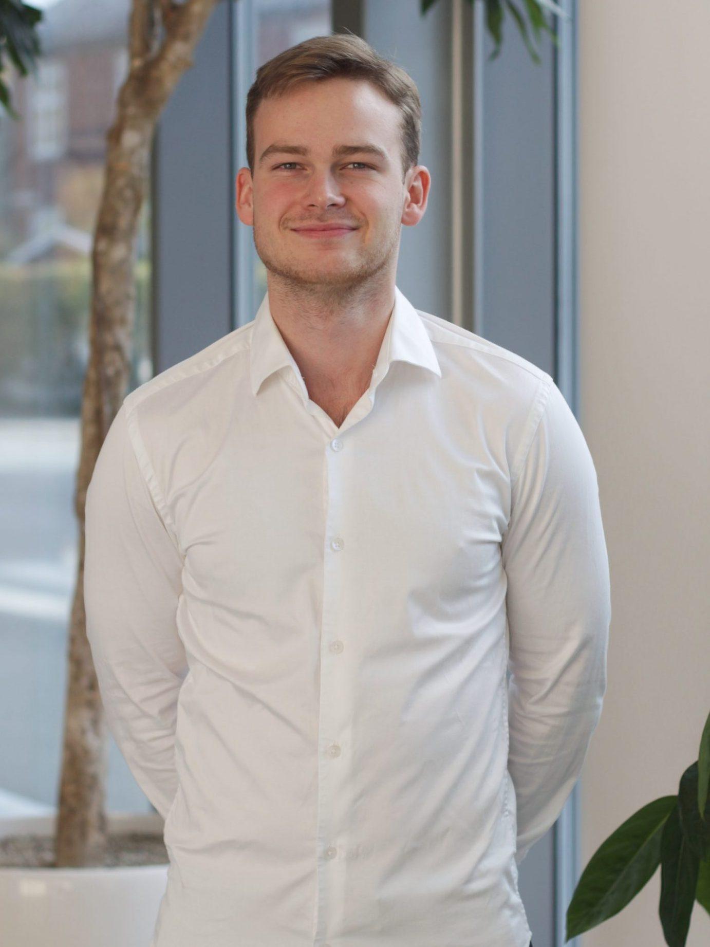 Tobias Back : Økonomiansvarlig